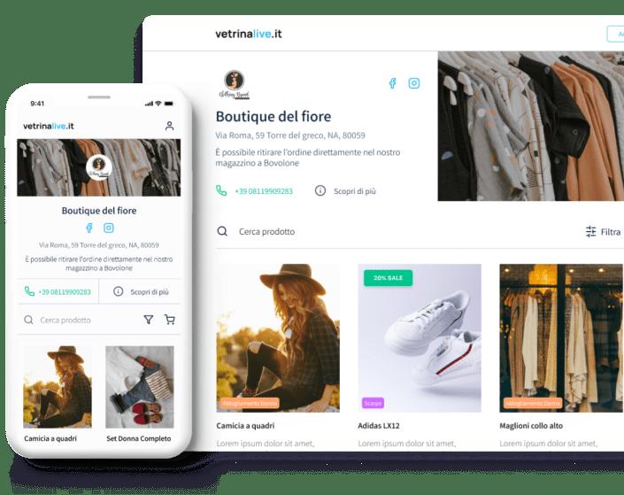 piattaforma per creare il tuo ecommerce min